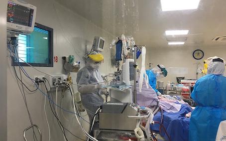 Bệnh nhân mắc COVID-19 tử vong thứ 58 có tiền sử ung thư phổi - ảnh 1
