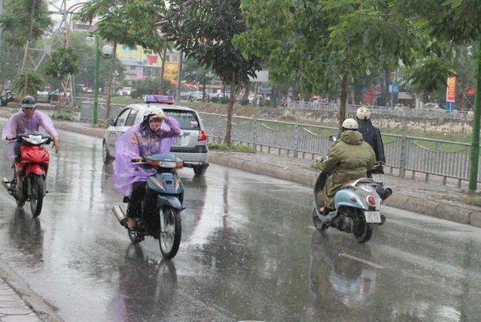 Dự báo thời tiết ngày 12/6/2021: Hà Nội chiều tối có mưa - ảnh 1