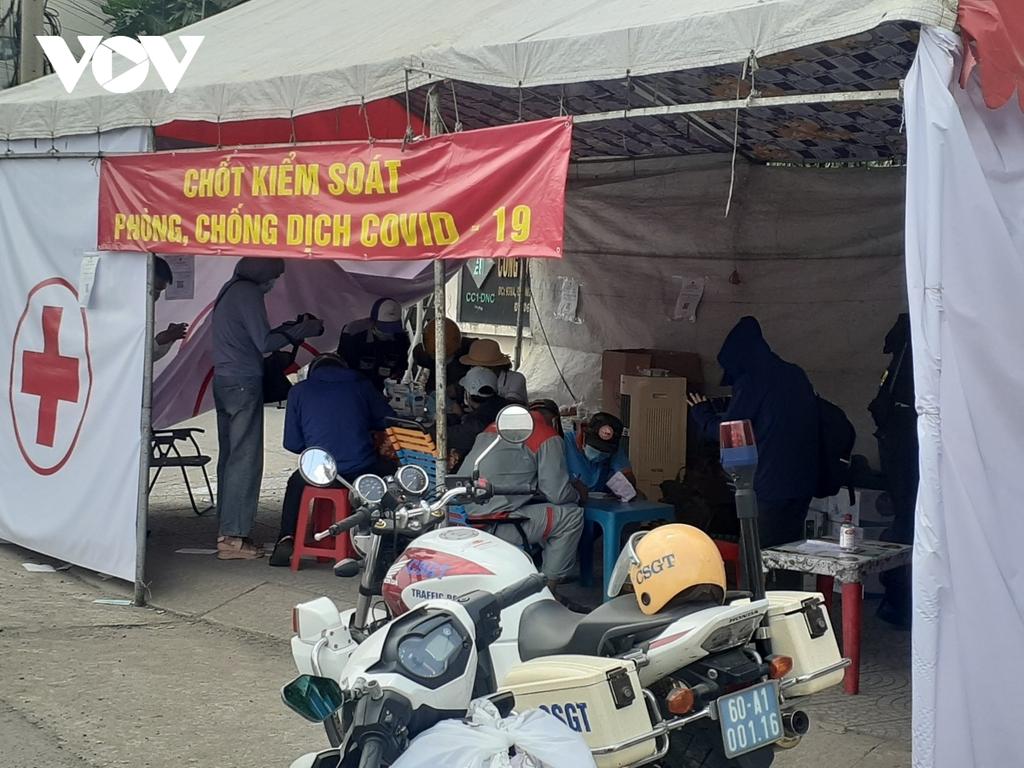 Đồng Nai kêu gọi ai đến Bệnh viện Bệnh nhiệt đới khẩn trương khai báo y tế - ảnh 3