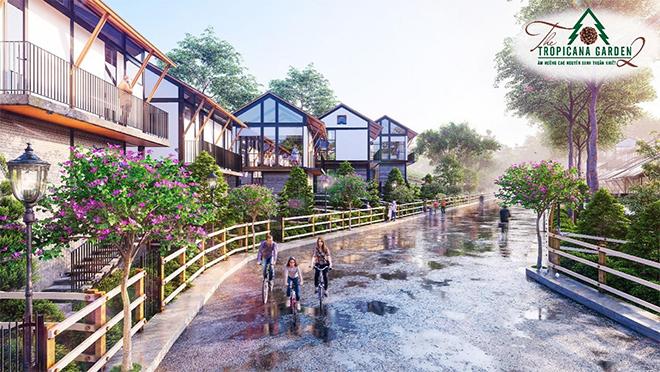 Bất động sản sinh thái Bảo Lộc: Dấu ấn biệt thự sinh thái - ảnh 2