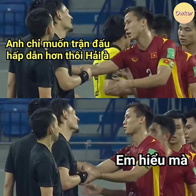 Loạt ảnh chế hài hước của dân mạng sau trận Việt Nam thắng Malaysia - ảnh 4