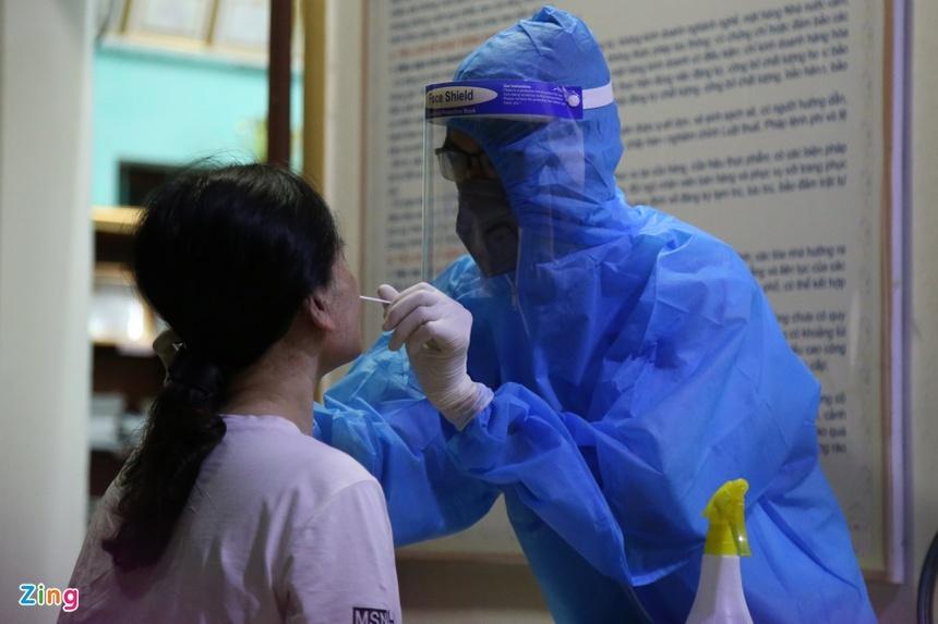 Hà Tĩnh: Bé 3 tuổi dương tính với SARS-CoV-2 - ảnh 2