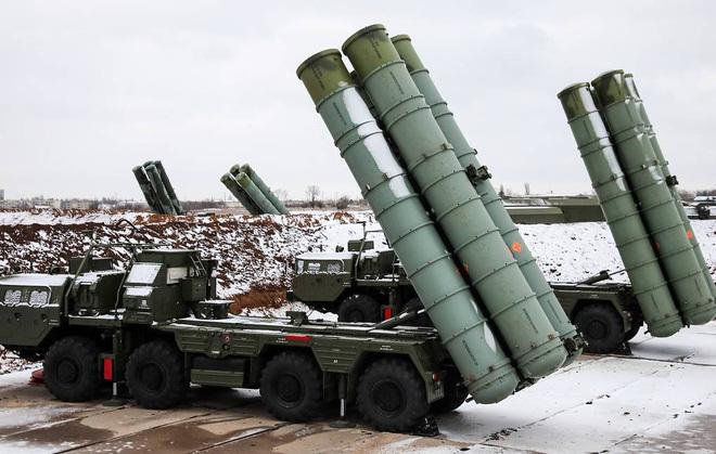 """""""Bắt tay"""" với Thổ ở Syria, Nga """"lợi đơn lợi kép"""" và sự thật sau thương vụ S-400 - ảnh 1"""