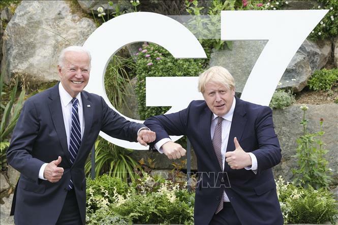 Thủ tướng Anh hoan nghênh cơ hội hồi phục trên toàn cầu - ảnh 1