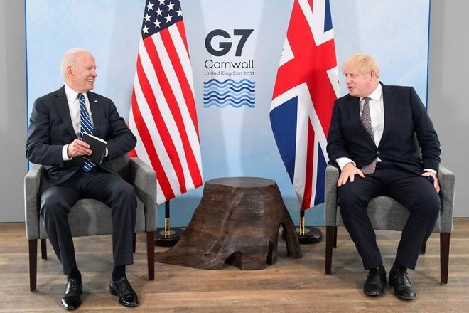 Thủ tướng Anh hoan nghênh cơ hội hồi phục trên toàn cầu - ảnh 2