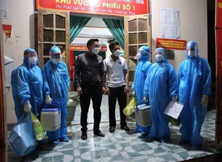 Hà Tĩnh: Bé 3 tuổi dương tính với SARS-CoV-2 - ảnh 1
