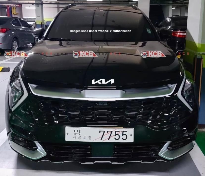 Ảnh thực tế của Kia Sportage 2022 mới ra mắt, đối thủ mới của Honda CR-V - ảnh 2