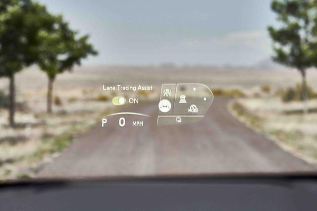 Ra mắt Lexus NX 2022: Nhìn qua dễ nhầm thành Porsche Macan, thêm 4 màn hình khổng lồ, đáp trả Mercedes-Benz GLC - ảnh 7