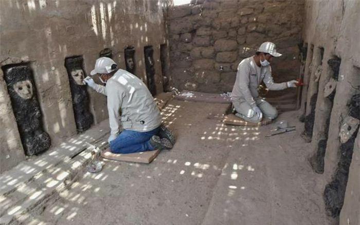 19 bức tượng bị chôn vùi và lãng quên hé lộ bí mật hơn 750 năm trước - ảnh 2