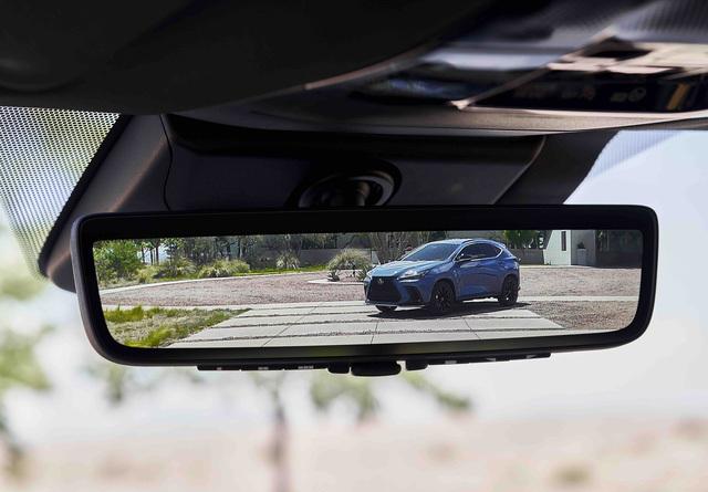 Ra mắt Lexus NX 2022: Nhìn qua dễ nhầm thành Porsche Macan, thêm 4 màn hình khổng lồ, đáp trả Mercedes-Benz GLC - ảnh 8