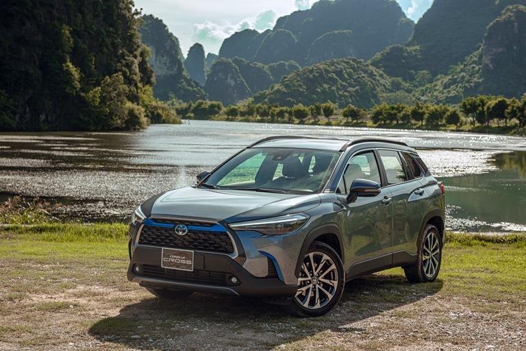 Vios giữ vị trí số 1, Corolla Cross top 10, doanh số Toyota Việt Nam tháng 5 tăng mạnh - ảnh 2