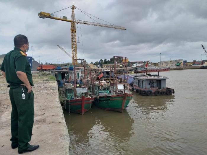 Quảng Ninh: Phát lo với cảng cứu hộ, cứu nạn cũ nát, mất an toàn - ảnh 5