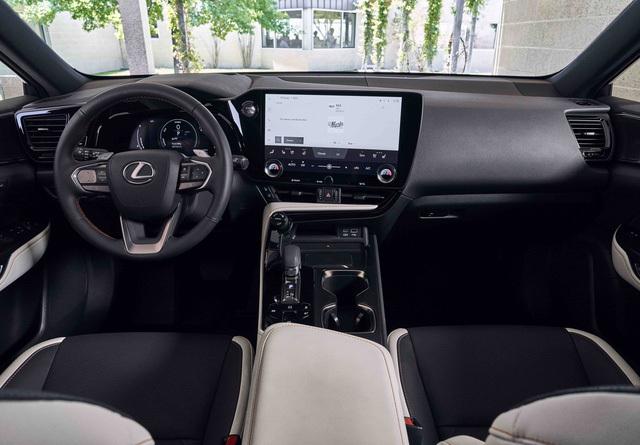 Ra mắt Lexus NX 2022: Nhìn qua dễ nhầm thành Porsche Macan, thêm 4 màn hình khổng lồ, đáp trả Mercedes-Benz GLC - ảnh 5