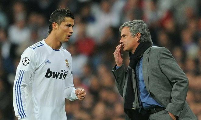Mourinho 'sợ' Ronaldo ở lại Serie A - ảnh 2