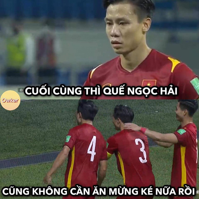 Loạt ảnh chế hài hước của dân mạng sau trận Việt Nam thắng Malaysia - ảnh 6