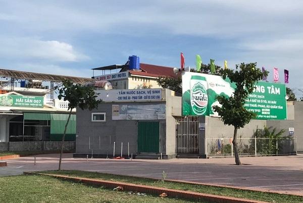 Hà Tĩnh: Ca nhiễm mới bán hàng đối diện điểm tắm nước ngọt công cộng huyện Lộc Hà - ảnh 2