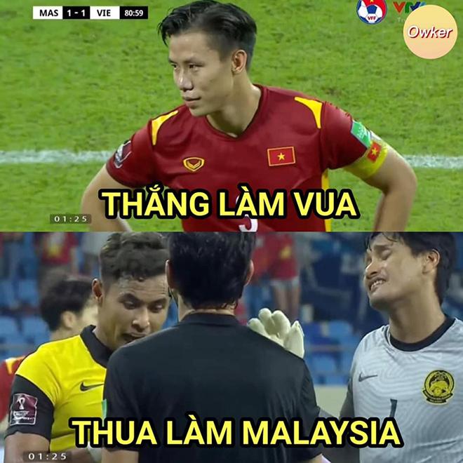 Loạt ảnh chế hài hước của dân mạng sau trận Việt Nam thắng Malaysia - ảnh 5