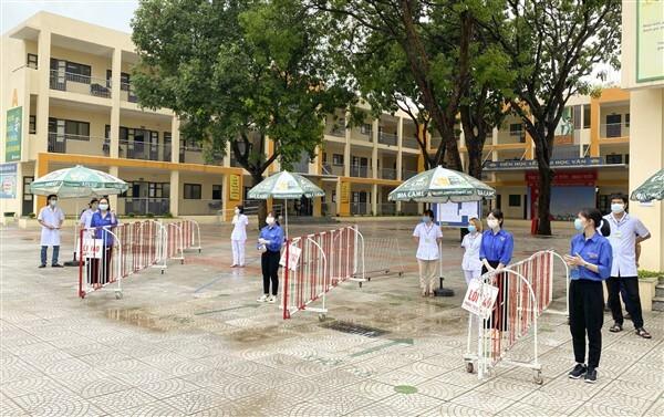 Huyện Gia Lâm: An toàn, nghiêm túc trong ngày thi đầu tiên vào lớp 10 THPT - ảnh 3