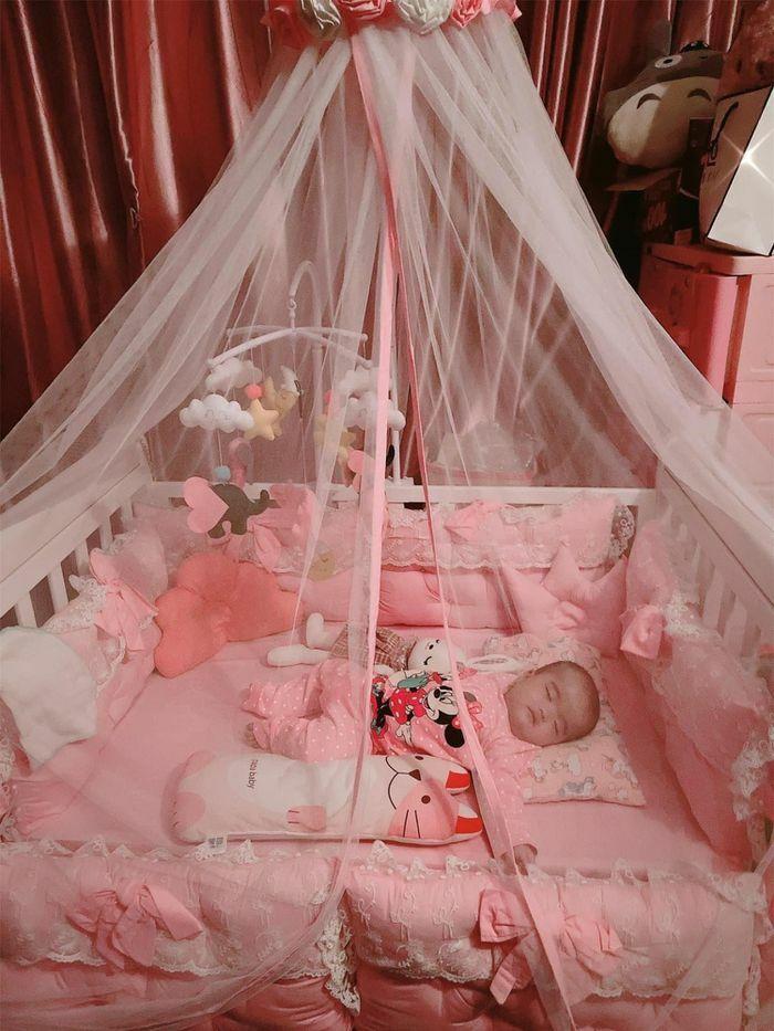 Những căn phòng đẹp lung linh của các công chúa, hoàng tử nhà sao Việt - ảnh 2