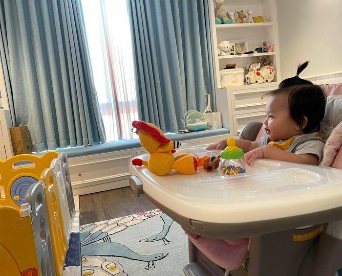 Những căn phòng đẹp lung linh của các công chúa, hoàng tử nhà sao Việt - ảnh 6