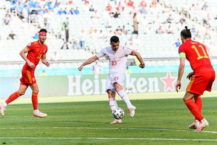 Kết quả EURO 2020: Gareth Bale mờ nhạt, Xứ Wales cầm hòa Thụy Sĩ - ảnh 2