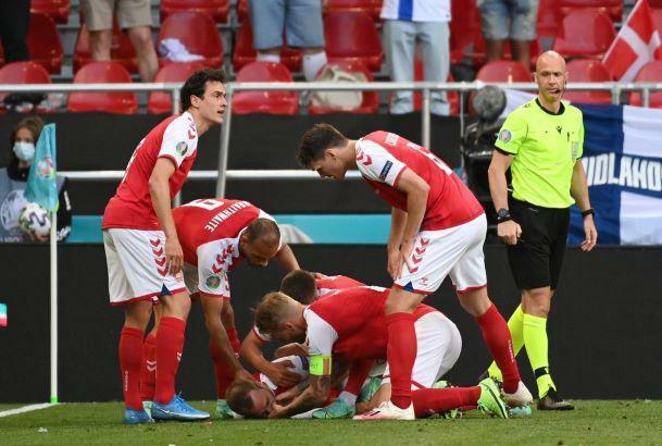 Cầu thủ Đan Mạch Christian Eriksen gục ngã trên sân có thể vì bệnh lý cực hy hữu - ảnh 1