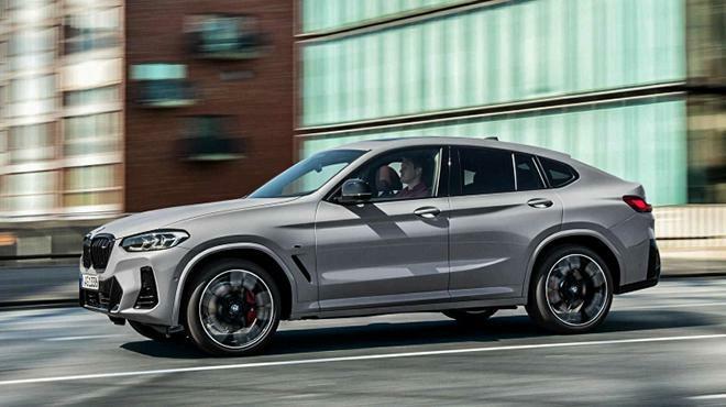 BMW trình làng bộ đôi xe SUV X3 và X4 bản nâng cấp giữa dòng đời - ảnh 10
