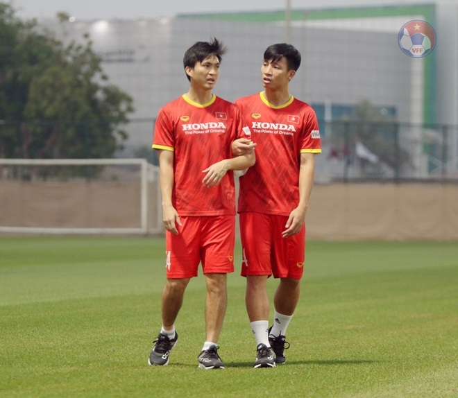 Tuấn Anh khó đá trận UAE, Quang Hải được HLV Park gặp riêng - ảnh 5