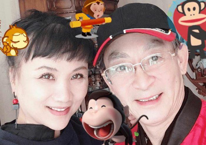 ''Tôn Ngộ Không'' Lục Tiểu Linh Đồng kỉ niệm 33 năm cưới bà xã là bạn diễn ''yêu quái'' - ảnh 3