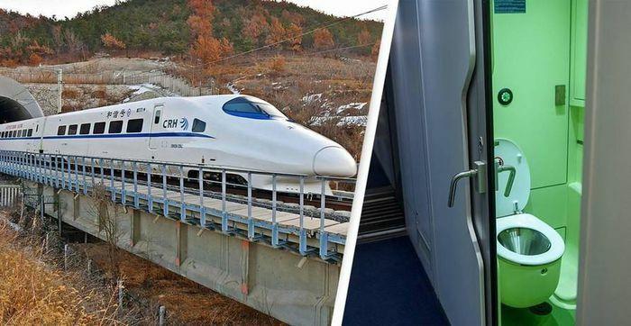 Lái tàu bỏ đi vệ sinh khi tàu đang chở khách chạy 150km/h - ảnh 2
