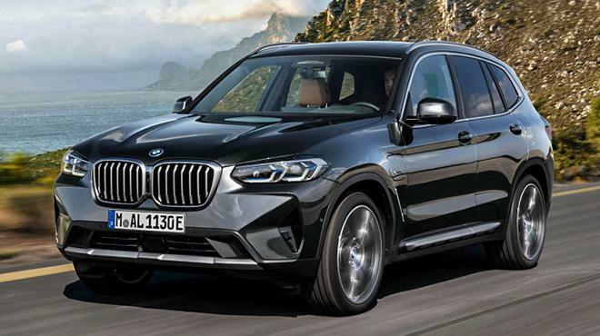 BMW trình làng bộ đôi xe SUV X3 và X4 bản nâng cấp giữa dòng đời - ảnh 3