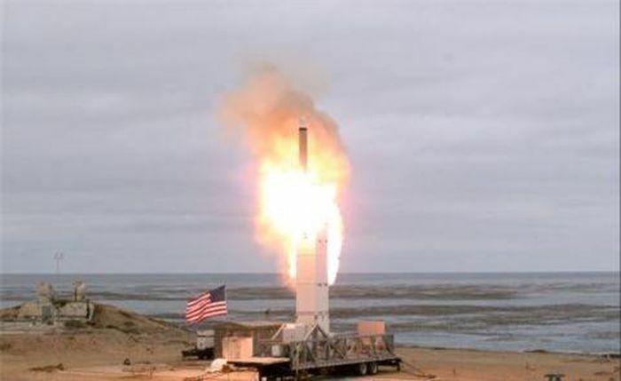 Mỹ lần đầu tái trang bị bản mặt đất của Tomahawk - ảnh 1