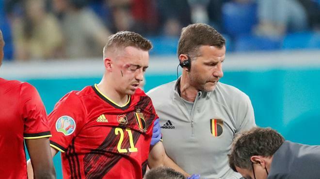 SAO ĐT Bỉ chấn thương kinh hoàng, chính thức chia tay EURO 2020 - ảnh 1