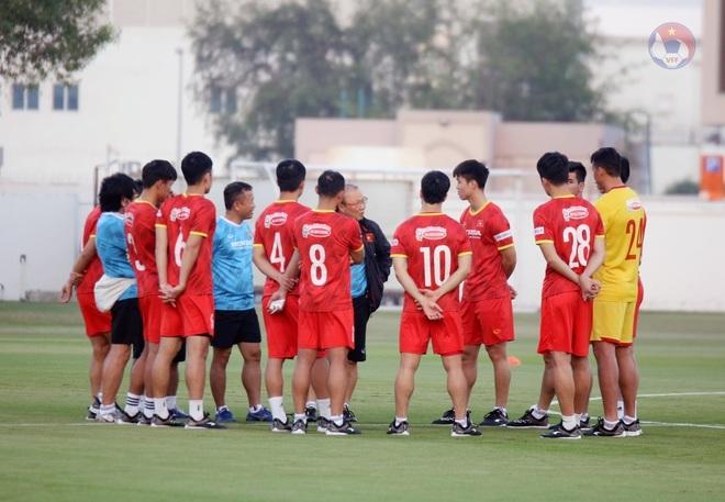 Tuấn Anh khó đá trận UAE, Quang Hải được HLV Park gặp riêng - ảnh 1