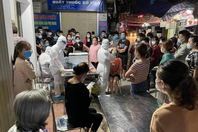 Bắc Giang: Thêm 125 ca dương tính với SARS-CoV-2 - ảnh 1