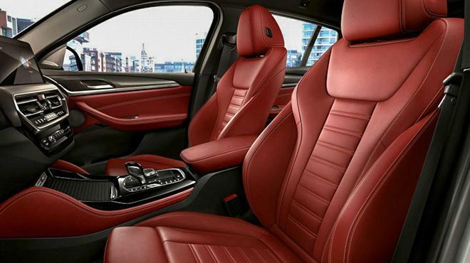 BMW trình làng bộ đôi xe SUV X3 và X4 bản nâng cấp giữa dòng đời - ảnh 13