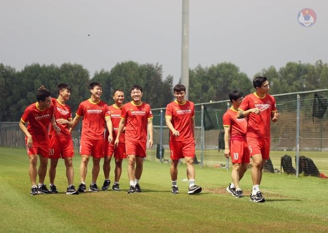 Tuấn Anh khó đá trận UAE, Quang Hải được HLV Park gặp riêng - ảnh 2