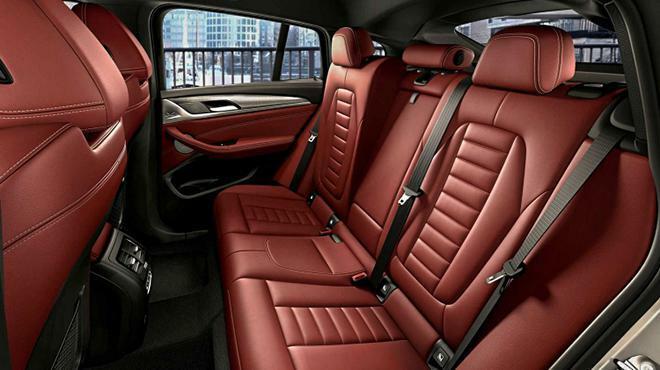 BMW trình làng bộ đôi xe SUV X3 và X4 bản nâng cấp giữa dòng đời - ảnh 14