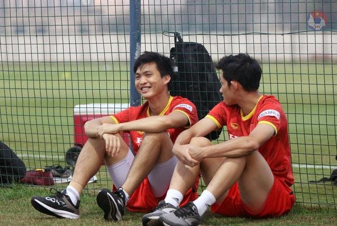 Tuấn Anh khó đá trận UAE, Quang Hải được HLV Park gặp riêng - ảnh 4