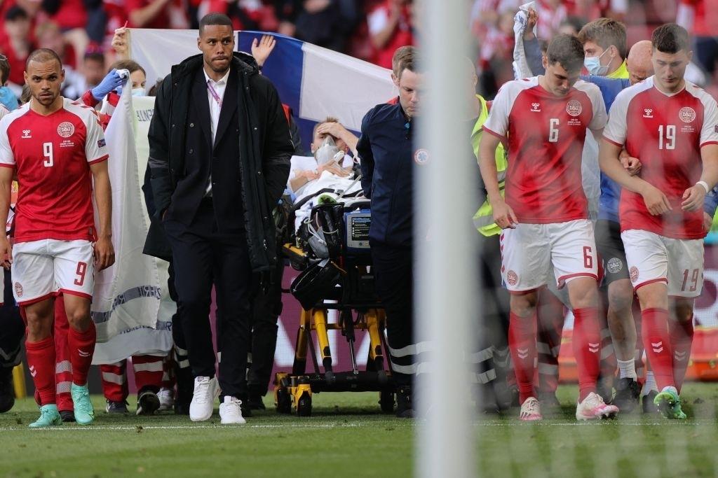 Ronaldo, Lukaku và cả thế giới bóng đá cầu nguyện cho Eriksen - ảnh 2