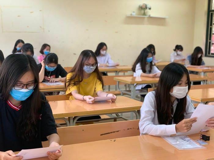 Những thí sinh đạt điểm cao nhất trong kỳ thi tuyển sinh 10 ở An Giang - ảnh 1