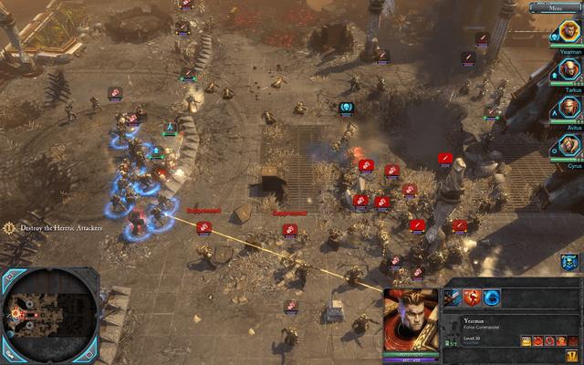 10 game chiến thuật cho bạn làm thống soái, chỉ huy hàng trăm vạn quân (Phần 2) - ảnh 1