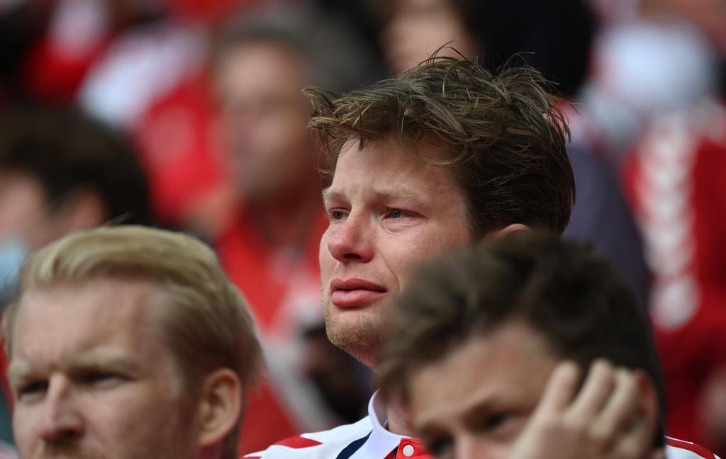 Ronaldo: 'Tôi tin Eriksen sẽ sớm trở lại sân cỏ' - ảnh 11