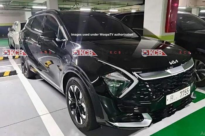 Kia Sportage 2022 hoàn toàn mới đã lăn bánh, sắp về Việt Nam? - ảnh 8