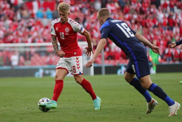 Kiên cường trở lại sân sau sự cố kinh hoàng, Đan Mạch lại thua đau Phần Lan dù được đá penalty - ảnh 6