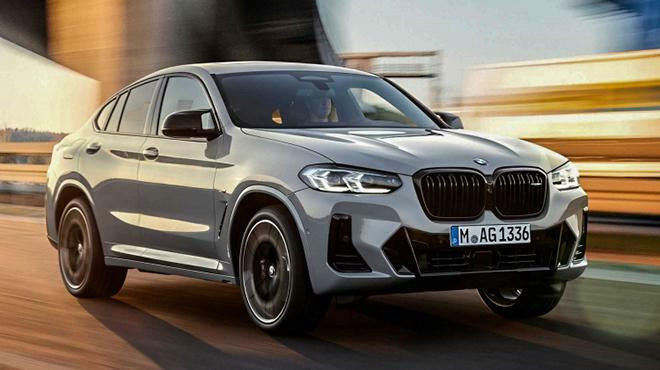 BMW trình làng bộ đôi xe SUV X3 và X4 bản nâng cấp giữa dòng đời - ảnh 9