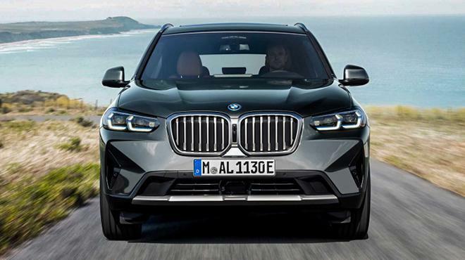 BMW trình làng bộ đôi xe SUV X3 và X4 bản nâng cấp giữa dòng đời - ảnh 5