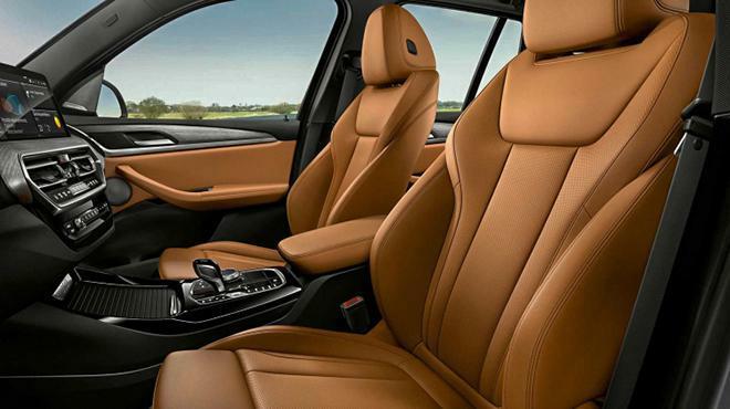 BMW trình làng bộ đôi xe SUV X3 và X4 bản nâng cấp giữa dòng đời - ảnh 7