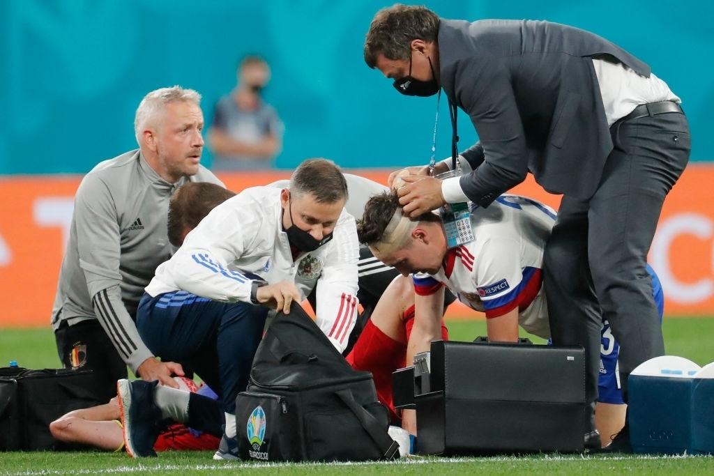 Đêm buồn Euro: Eriksen nguy cơ giải nghệ, đồng nghiệp phải chia tay sớm vì chấn thương kinh dị - ảnh 4