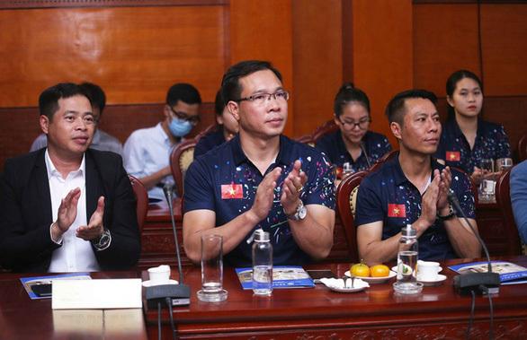 Xạ thủ Hoàng Xuân Vinh không tham dự SEA Games 31 - ảnh 1